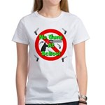 No Guns At School Women's T-Shirt