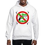 No Guns At School Hooded Sweatshirt