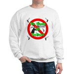 No Guns At School Sweatshirt