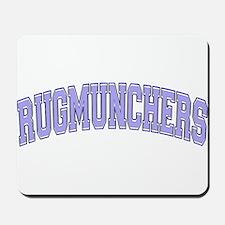 Rugmunchers Mousepad