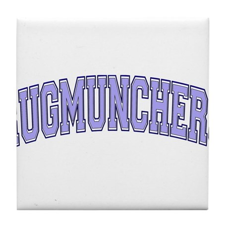 Rugmunchers Tile Coaster