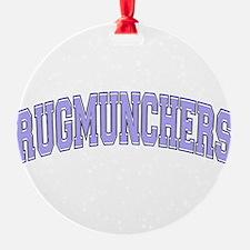 Rugmunchers Ornament