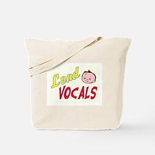 LEAD VOCALS Tote Bag