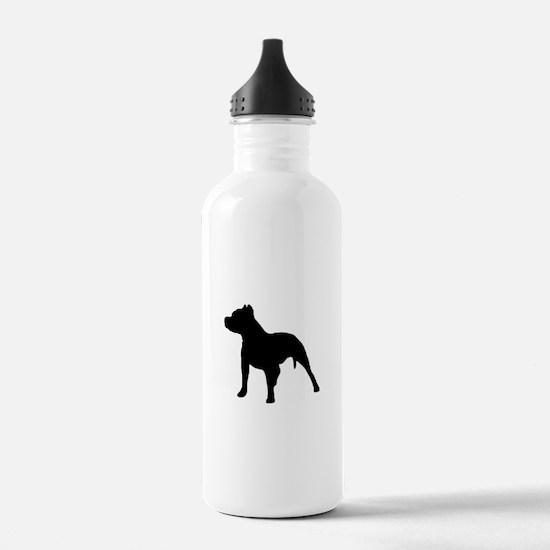 pitbull 1C Water Bottle