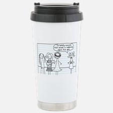 Totally Bummed Travel Mug
