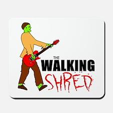 Walking Shred Mousepad