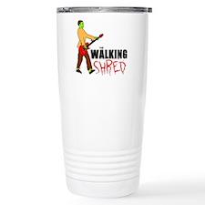 Walking Shred Travel Mug
