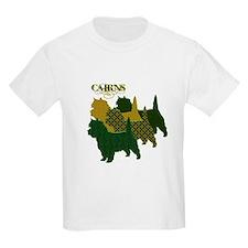 Cairn Terrier Silhouttes T-Shirt