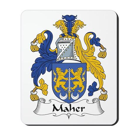 Maher Mousepad