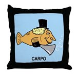 Carpo Throw Pillow