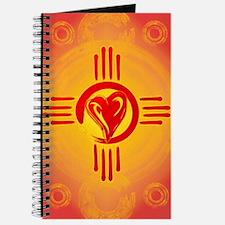 DESERT SUNSET ZIA LOVE Journal