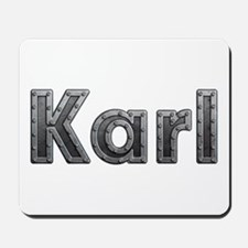 Karl Metal Mousepad
