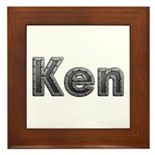 Ken Metal Framed Tile