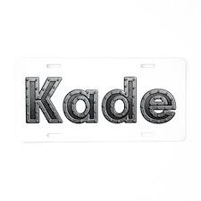 Kade Metal Aluminum License Plate