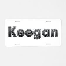 Keegan Metal Aluminum License Plate