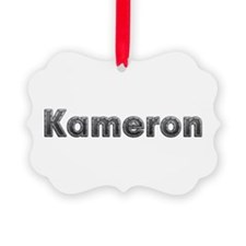 Kameron Metal Ornament