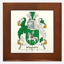 Maguire Framed Tile