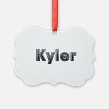 Kyler Metal Ornament