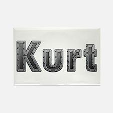 Kurt Metal Rectangle Magnet 100 Pack
