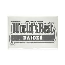 WB Grandpa [Irish Gaelic] Rectangle Magnet