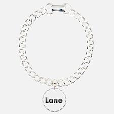 Lane Metal Charm Bracelet