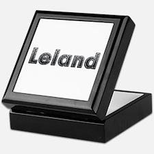 Leland Metal Keepsake Box