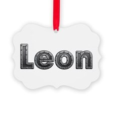 Leon Metal Ornament
