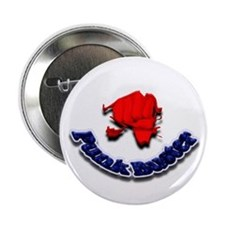 """2.25"""" Button (10 pack) Punk Buster 3D Glow Shadow"""