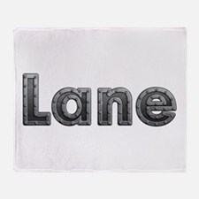 Lane Metal Throw Blanket