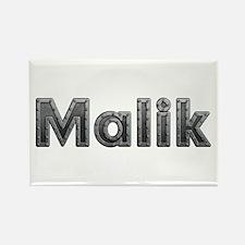 Malik Metal Rectangle Magnet