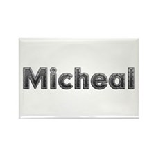 Micheal Metal Rectangle Magnet
