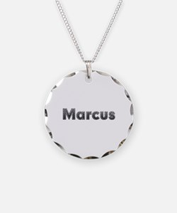 Marcus Metal Necklace