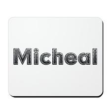 Micheal Metal Mousepad