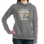 I Would Throw My Pie for You Hooded Sweatshirt