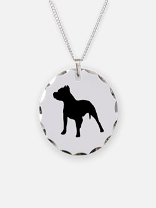 pitbull 2 Necklace