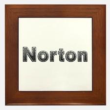 Norton Metal Framed Tile