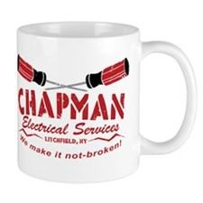 Chapman's Electrical Services Mug