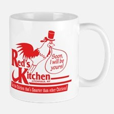 Red's Kitchen Mug