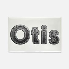 Otis Metal Rectangle Magnet