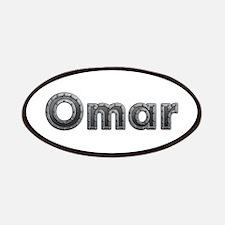 Omar Metal Patch