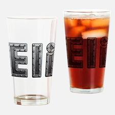 Eli Metal Drinking Glass