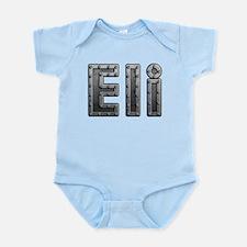 Eli Metal Body Suit