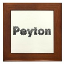 Peyton Metal Framed Tile