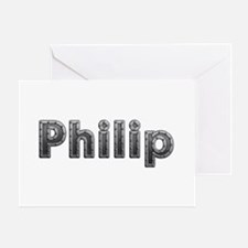 Philip Metal Greeting Card