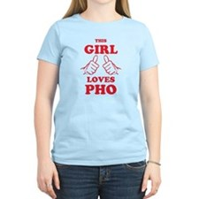 This Girl Loves Pho T-Shirt