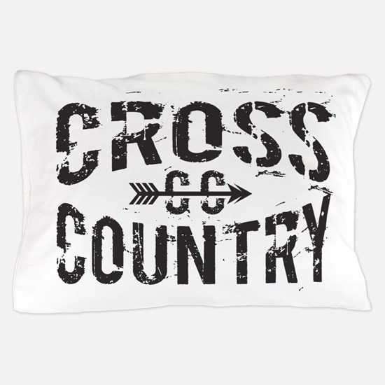 cross country Pillow Case