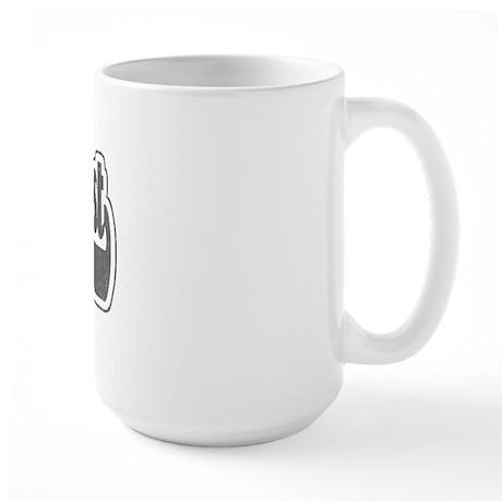 WB Grandpa [Hungarian] Large Mug