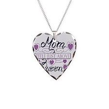 Mom, Queen Necklace
