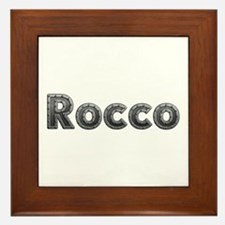 Rocco Metal Framed Tile