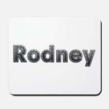 Rodney Metal Mousepad